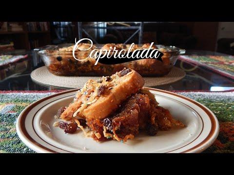 Traditional Capirotada Recipe | The Sweetest Journey