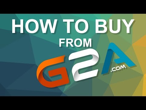 How to BUY from G2A.com