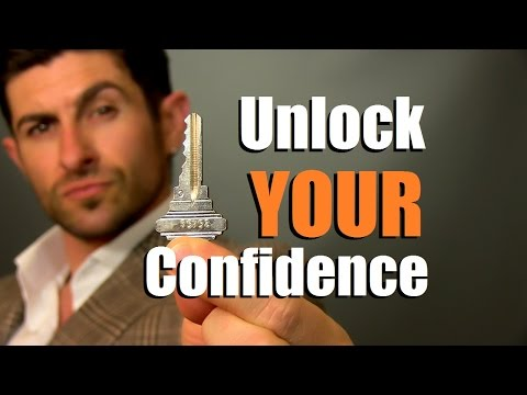 How To Unlock YOUR Confidence | The Alpha M Confidence Course