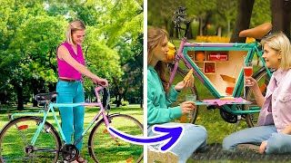 BEST BICYCLE IDEAS TO UPGRADE AND PROTECT your bike