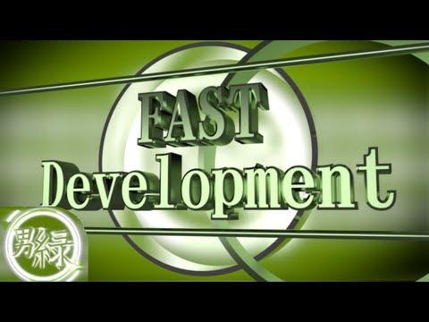 Fast development in blender (tutorial, advanced)
