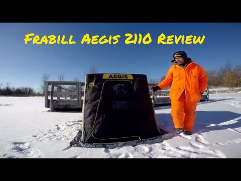 Aegis 2110 Flip-over Ice Shelter Review