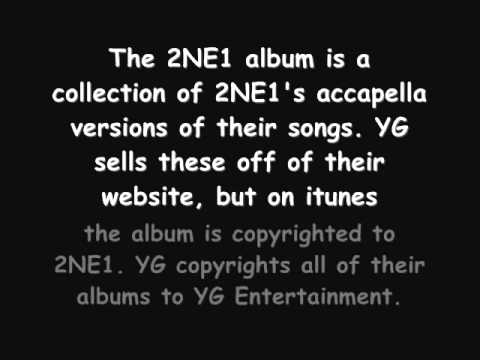 Fake YG albums on Itunes