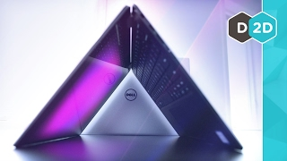 Dell XPS 13 2-in-1 Review -  Their Best Laptop... Made Worse?