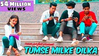 Tumse Milke Dilka Jo Haal | Main Hoon Na | romantic love story | Ch Chandan roy , ishu karan Nawani