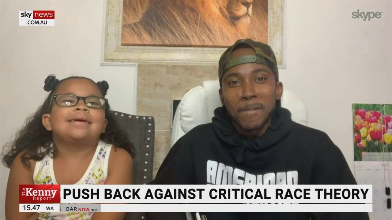 Dad and daughter duo push back against Critical Race Theory