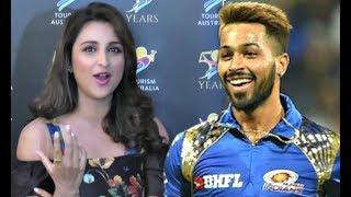 Parineeti Chopra Reaction On Dating Hardik Pandya