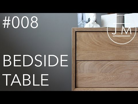 JM - #008 Bedside table