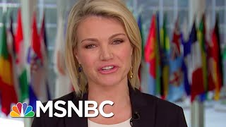 Heather Nauert: 'Don't know' If Human Rights Abuse To Come Up At NK-US Mtg. | Hallie Jackson | MSNBC