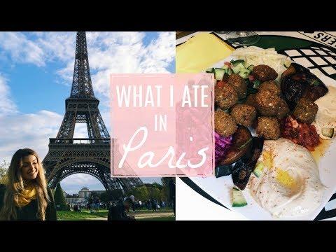 What I Eat In A Day (WIEIAD) - Vegan In Paris | ItsMandarin