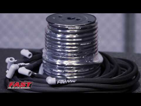 FireWire Spark Plug Wires for Show & Tell Tuesday