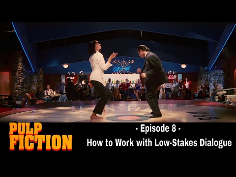 How to Write a Screenplay: Pulp Fiction - Keeping a Conversation Interesting (8th Episode)