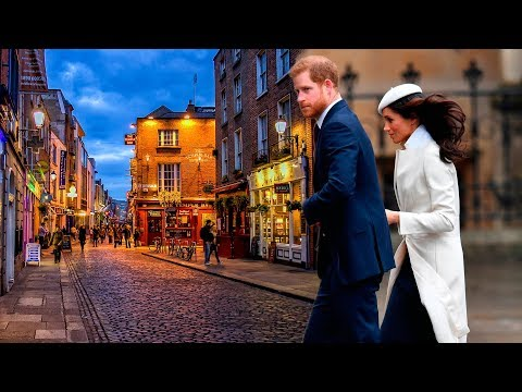 Harry & Meghan are planning a mini-moon in IRELAND after wedding, according to Irish Independent