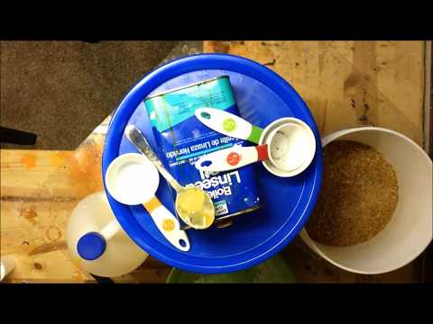 How to make Wood Clay