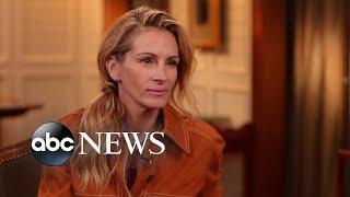 Julia Roberts talks new movie
