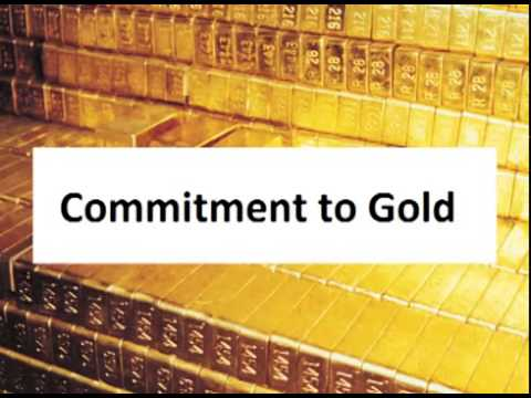 Introduction to the Central Bank Gold Agreement