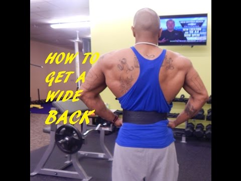 Liv Aesthetic- Pull Workout: How to get a wide back+Tabata/ab workout