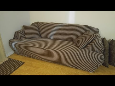Uozzi Cotton Stretch Sofa Slipcover