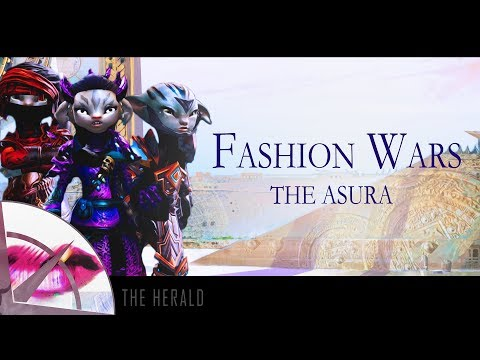 Guild Wars 2 | Fashion Wars Top Ten | The Asura | The Krytan Herald