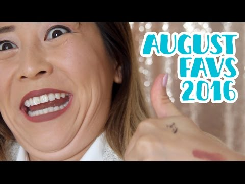 August Favs 2016