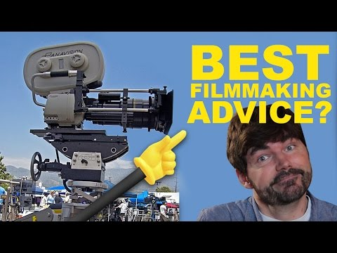 BEST Filmmaking Advice? (How to Make Youtube Videos)