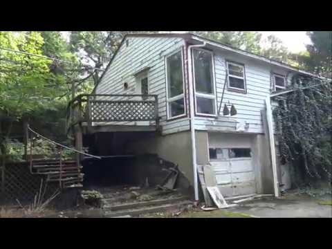 20 Acres of Abandoned New Jersey Property