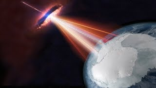 The phantom particle called neutrino was found in Antarctica providing an astronomical breakthrough.