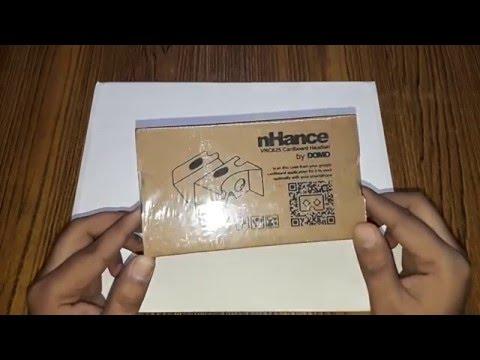 [How to]: nHance Cardboard for Google Cardboard App