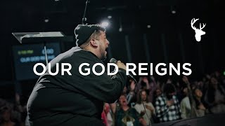 Our God Reigns - Edward Rivera & the McClures | Moment