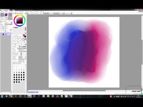 Introduction to Paint Tool SAI (beginner tutorial)