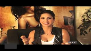 Sunny Leone strips off her blouse - TOI
