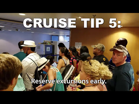 Tim Cooks' Cruise Tips