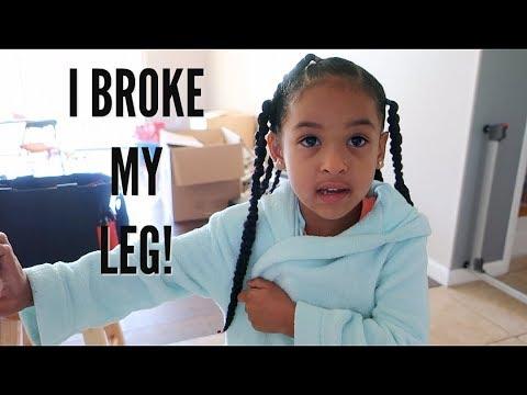 SHE BROKE HER LEG? | SHOOT DANCE CHALLENGE!!!