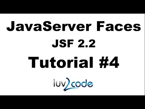 JSF Tutorial #4 - Java Server Faces Tutorial (JSF 2.2) - Installing Tomcat on MS Windows
