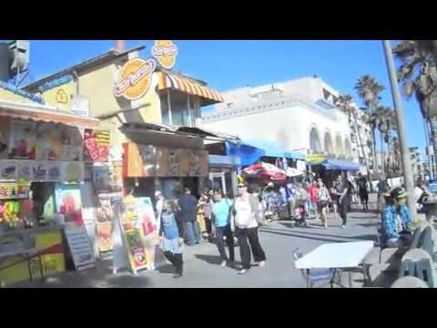 Our Malibu, Venice, Santa Monica Trip