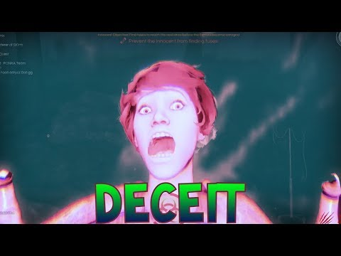 Playing Deceit with Friends ⭐