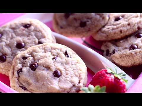 Soft Chewy Cookies | Easy Cookie recipe | Chocolate chip cookies | Cookkurry
