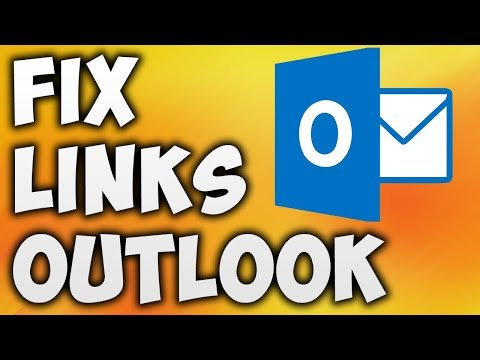 How To Fix Outlook Hyperlink Not Working - Your Organization's Policies Are Preventing Us ..
