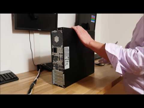 Présentation HP 6005 Pro SFF