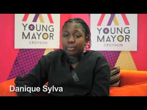 Croydon Young Mayor candidate - Danique Sylva