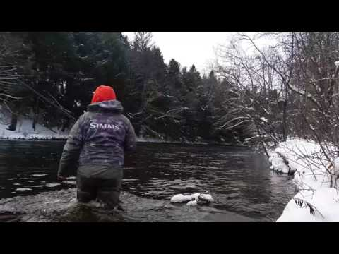 Fly Fishing Vlog12 - Simms Challenger Jacket.