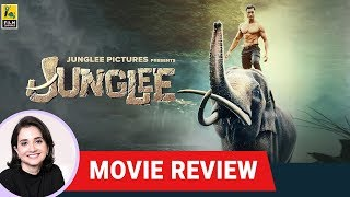 Junglee Movie Review by Anupama Chopra | Chuck Russell | Vidyut Jammwal