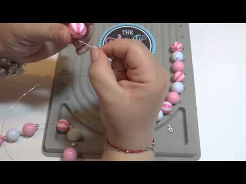 Fantastic-Elastic Company DIY Bubblegum Necklace March 2014