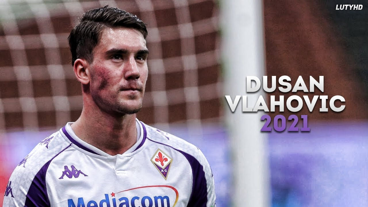 Dusan Vlahovic 2021 - Incredible Skills, Goals & Assists | HD