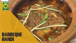Delicious and easy Barbeque Handi   Dawat   MasalaTV Show   Abida Baloch