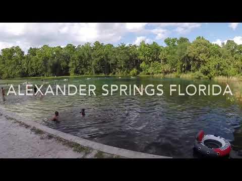 Alexander Springs Florida | 2018