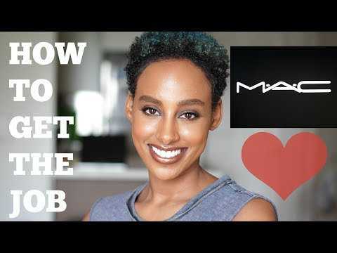 How To Work For MAC Cosmetics | Secret Tips