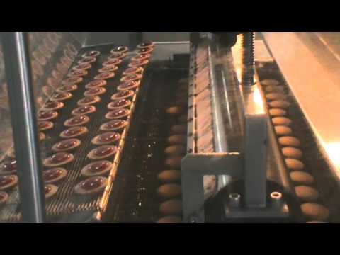 Used JAFFA CAKE LINE, still in PRODUCTION - 300kg/h, part 4