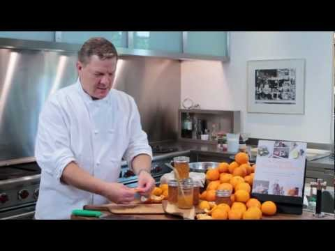 Indigo's Chef Kari Makes a Homemade Orange Marmalade (recipe video)