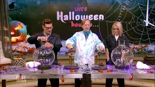 4 Spooky Halloween DIY Experiments with Science Bob!